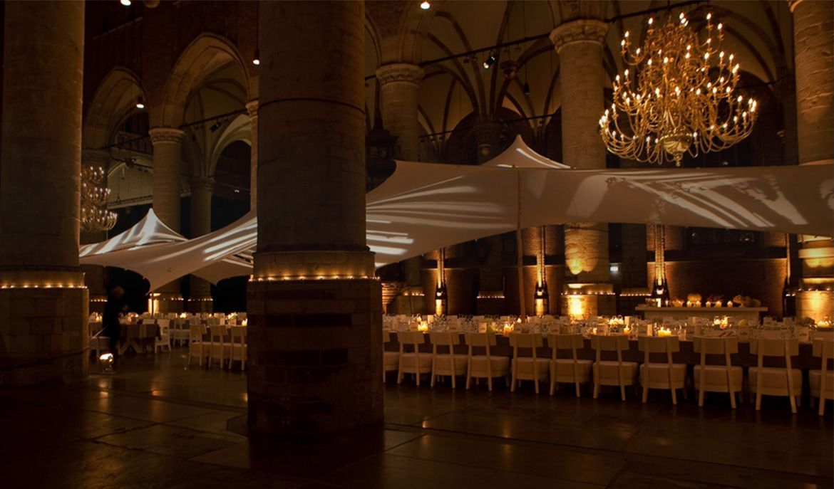 Carpas para eventos de Tentaccion